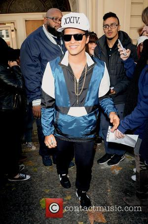 Bruno Mars: 'Growing Up In A One-room Shack Strengthened My Character'