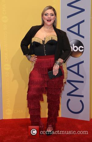 Elle King seen arriving at the 50th annual CMA (Country Music Association) Awards held at Music City Center in Nashville,...