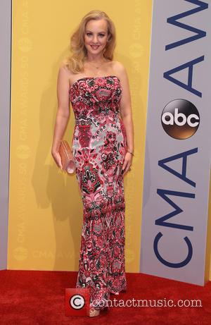 Wendi McLendon-Covey seen arriving at the 50th annual CMA (Country Music Association) Awards held at Music City Center in Nashville,...
