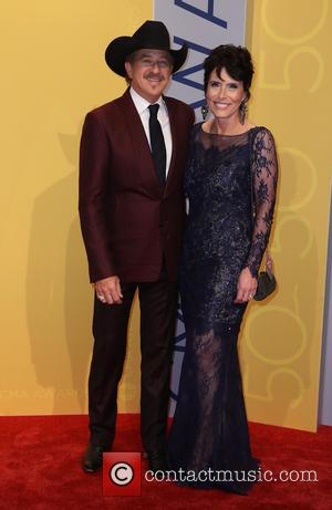 Kix Brooks seen arriving at the 50th annual CMA (Country Music Association) Awards held at Music City Center in Nashville,...