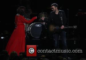 Rhiannon Giddens and Eric Church