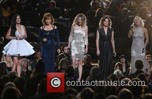 Kacey Musgraves, Reba Mcentire, Jennifer Nettles, Martina Mcbride and Carrie Underwood