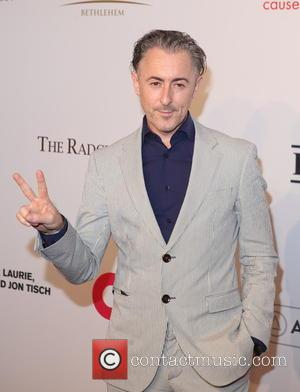 Alan Cumming arriving at Elton John's 15th annual AIDS Foundation benefit held at Cipriani Wall Street, New York, United States...