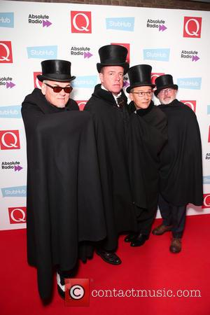 Madness seen arriving at the 2016 StubHub Q Awards, London, United Kingdom - Wednesday 2nd November 2016