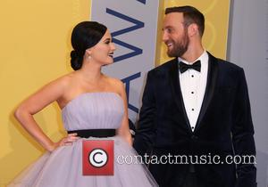 Kacey Musgraves and Rustin Kelly