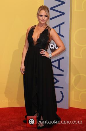 Miranda Lambert seen arriving at the 50th annual CMA (Country Music Association) Awards held at Music City Center in Nashville,...