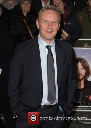 Anthony Head at the world premiere of 'A Street Cat Named Bob' held at the Curzon Mayfair. The movie is...