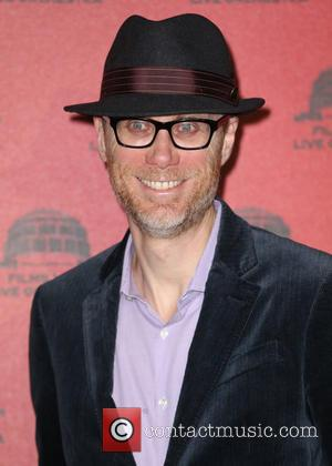 Stephen Merchant attends a VIP Screening of Jurassic Park Live at Royal Albert Hall, London, United Kingdom - Thursday 3rd...