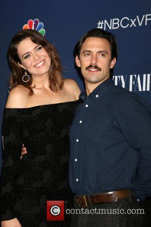 Mandy Moore and Milo Ventimiglia