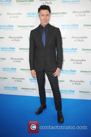 Aiden Gillen arrives at the SeriousFun Children's Network gala held at the RoundHouse, Camden, London, United Kingdom - Thursday 3rd...