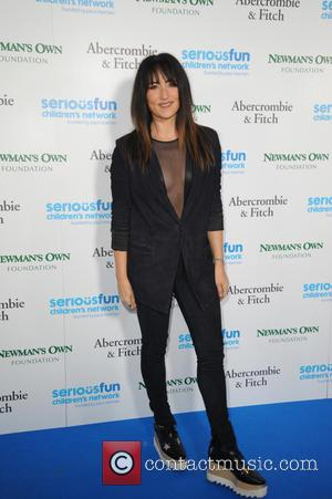 KT Tunstall arrives at the SeriousFun Children's Network gala held at the RoundHouse, Camden, London, United Kingdom - Thursday 3rd...