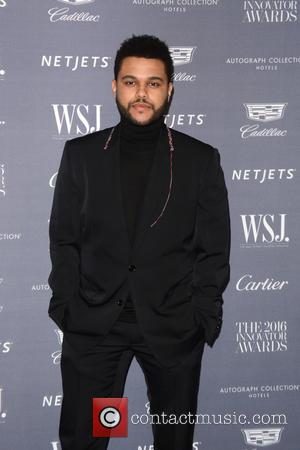 The Weeknd Enjoying Anonymity Of New Hairdo