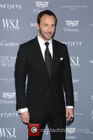 Tom Ford Launching Men's Underwear Line