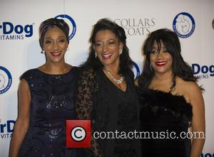 Sister Sledge seen at Battersea Dogs & Cats Home's Collars & Coats Gala Ball held at the Battersea Evolution, London,...