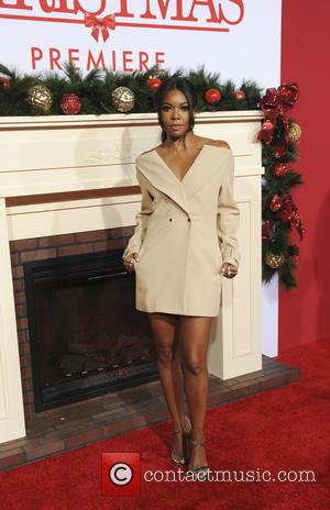 Gabrielle Union attending the premiere of David E. Talbert's new movie Almost Christmas - Los Angeles, California, United States -...