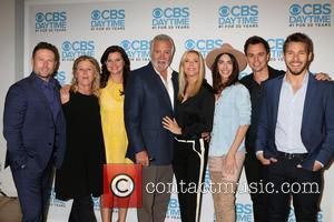 Jacob Young, Alley Mills, Heather Tom, John Mccook, Katherine Kelly Lang, Jacqueline Macinnes Wood, Darin Brooks and Scott Clifton
