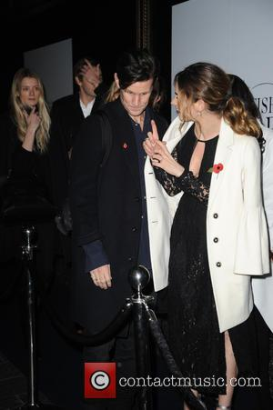 Matt Smith attends a Burberry and Harrods Photocall for their new line titled 'A Very British Fairytale' - London, United...
