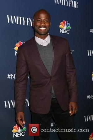 Akbar Gbaja-Biamila at an event hosted by NBC And Vanity Fair to toast the 2016-2017 TV Season held at NeueHouse,...