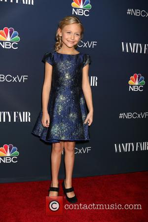 Alyvia Alyn Lind at an event hosted by NBC And Vanity Fair to toast the 2016-2017 TV Season held at...