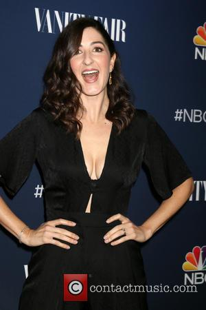 D'arcy Carden at an event hosted by NBC And Vanity Fair to toast the 2016-2017 TV Season held at NeueHouse,...