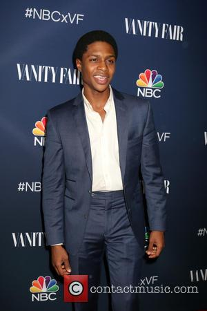 Ephraim Sykes at an event hosted by NBC And Vanity Fair to toast the 2016-2017 TV Season held at NeueHouse,...
