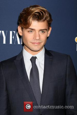 Garrett Clayton at an event hosted by NBC And Vanity Fair to toast the 2016-2017 TV Season held at NeueHouse,...