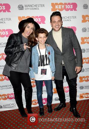 Brooke Vincent, Mike Toolan and Adam Abbou