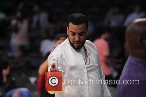 French Montana at Staples Center