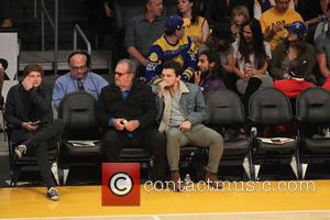 Jack Nicholson and his son Raymond Nicholson with various other celebrities spotted at the Lakers game. The Los Angeles Lakers...