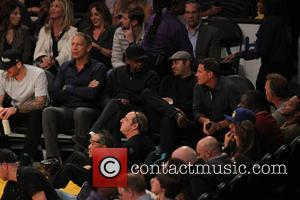 Denzel Washington and various other celebrities are spotted at the Lakers game. The Los Angeles Lakers defeated the Golden State...