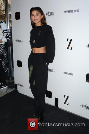 Zendaya launches her new clothing line 'Daya By Zendaya' - New York City, United States - Saturday 5th November 2016