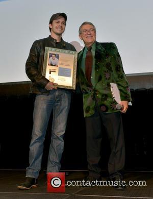 Johnny Simmons and Greg Vonhausch