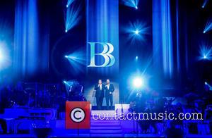 Michael Ball and Alfie Boe seen live in concert at the Bournemouth International Centre (BIC),. The pair released their new...