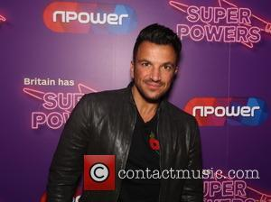 Peter Andre Welcomes Baby Number Four