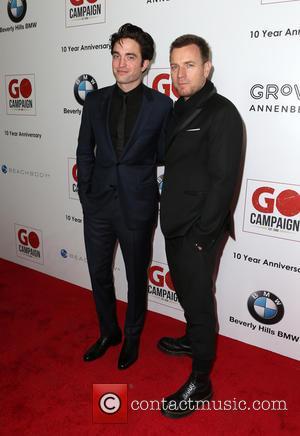 Robert Pattinson and Ewan Mcgregor
