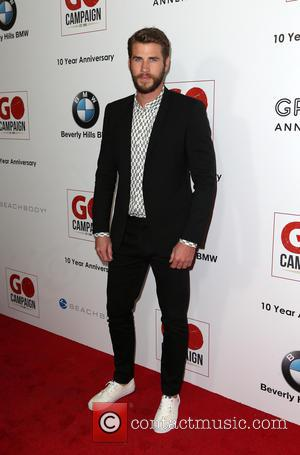 Liam Hemsworth at the 10th Annual GO Campaign Gala held at Manuela, Los Angeles, California, United States - Saturday 5th...