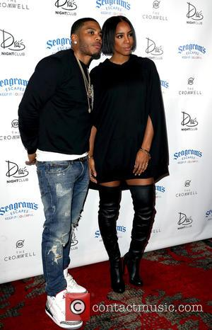 Nelly and Kelly Rowland