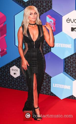 Bebe Rexha arriving at the 2016 MTV Europe Music Awards (EMAs) held at the Ahoy Rotterdam, Netherlands - Sunday 6th...