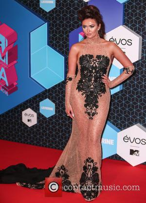 Charlotte Dawson seen arriving at the 2016 MTV Europe Music Awards (EMAs) held at the Ahoy Arena, Rotterdam, Netherlands -...