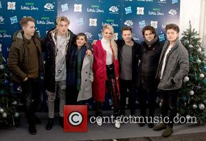 The Vamps, Louisa Johnson, Aimee Vivian and Will Manning