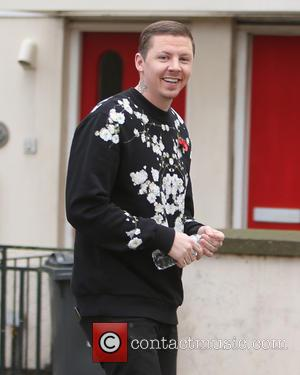 Professor Green: 'New Song Is Not An Attack On My Ex'