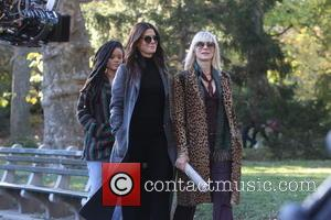 The Heist Is On! Here's Your First Look At All-Female 'Ocean's Eight'