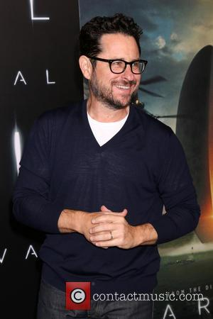 JJ Abrams at the film premiere of Arrival held at the Village Theater in Westwood, Los Angeles, California, United States...