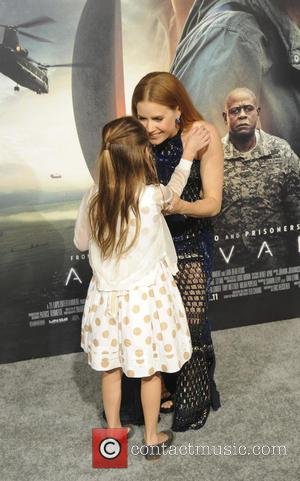 Amy Adams and Abigail Pniowsky
