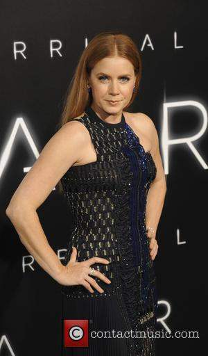 Amy Adams Had 'Nothing To Wear' For Tom Ford Meeting