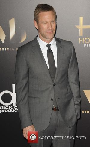 Aaron Eckhart at the 20th Annual Hollywood Film Awards - Los Angeles, California, United States - Monday 7th November 2016