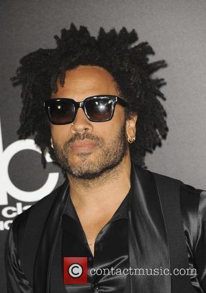 Lenny Kravitz at the 20th Annual Hollywood Film Awards - Los Angeles, California, United States - Monday 7th November 2016