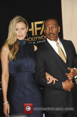Eddie Murphy at the 20th Annual Hollywood Film Awards - Los Angeles, California, United States - Monday 7th November 2016
