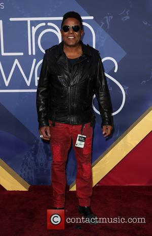 Tito Jackson seen on the red carpet at the 2016 Soul Train Awards held at The Orleans Arena in Las...