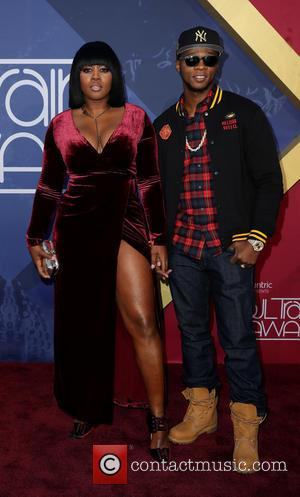 Remy Ma seen on the red carpet at the 2016 Soul Train Awards held at The Orleans Arena in Las...